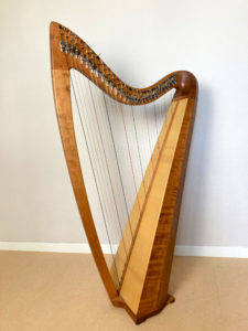 keltische Harfe 31 Saiten