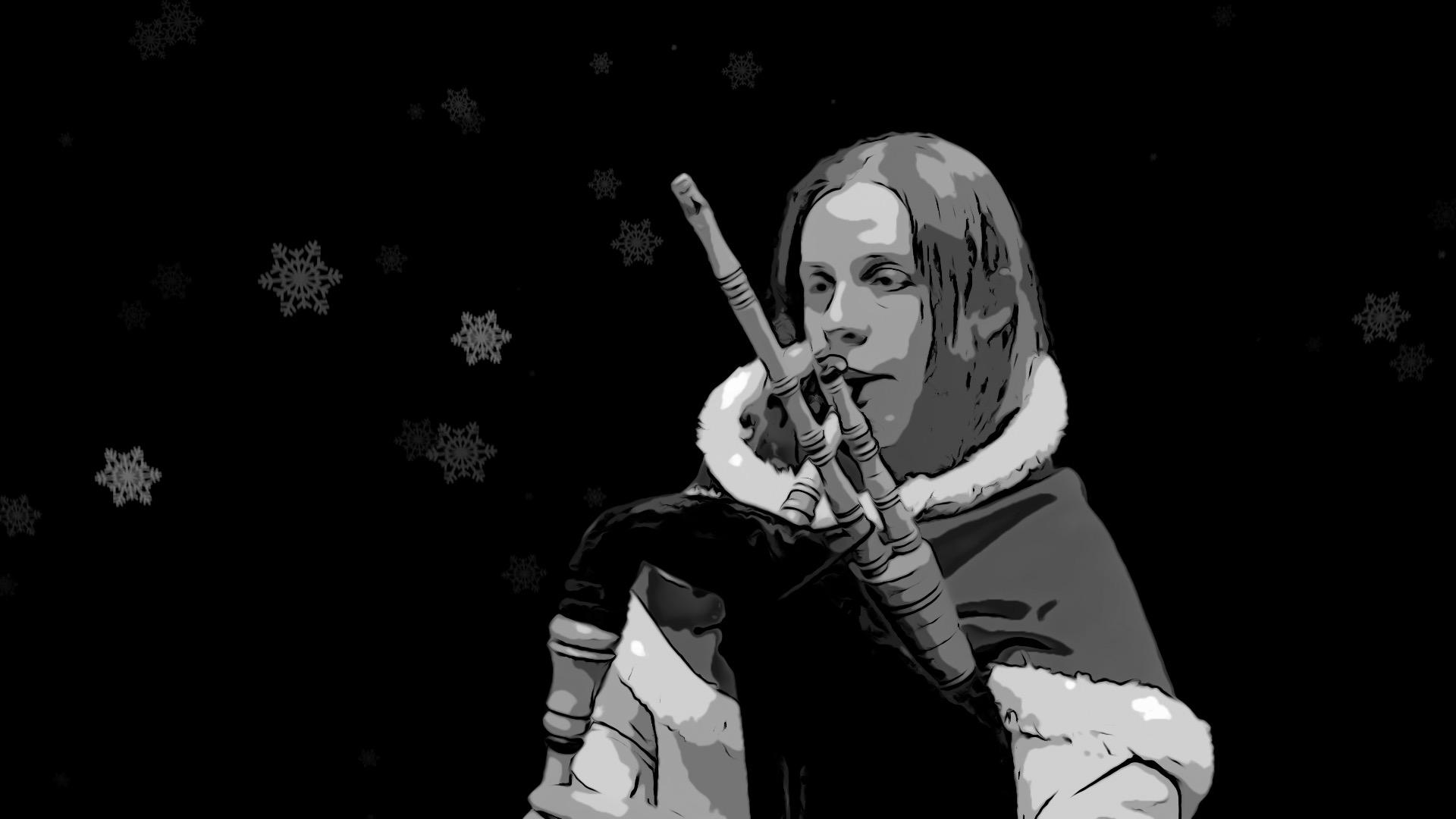 Bagpipe Christmas