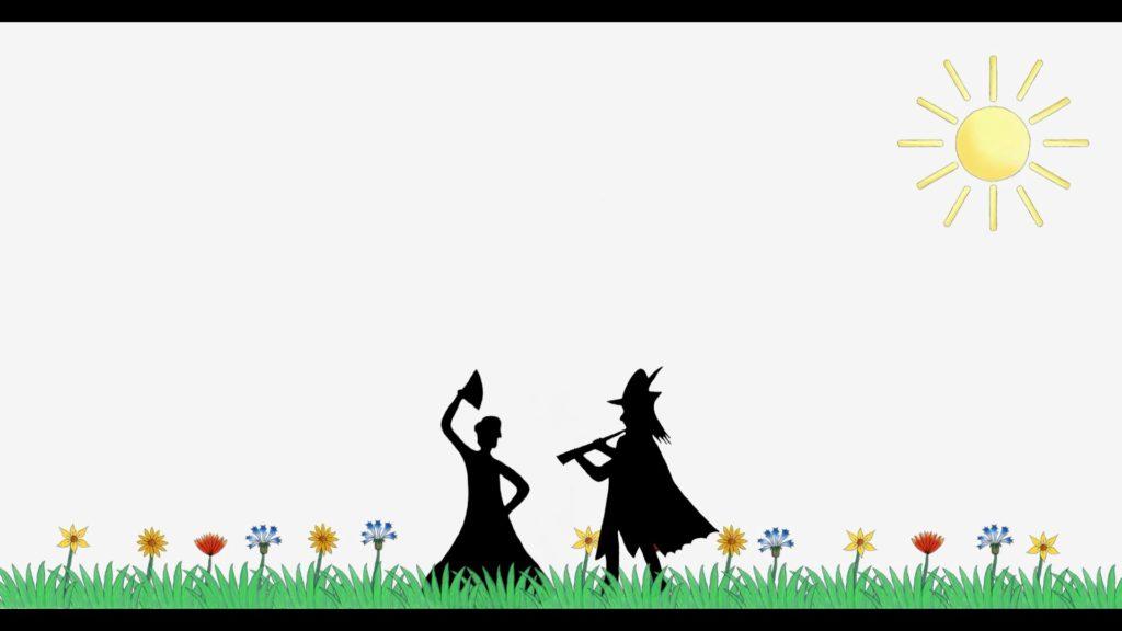 Frühlingsreigen Video Ausschnitt
